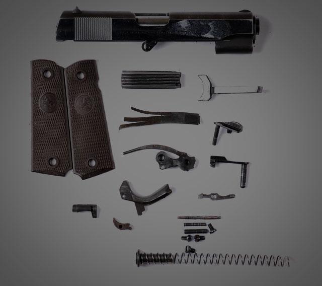 Handgun Kits banner